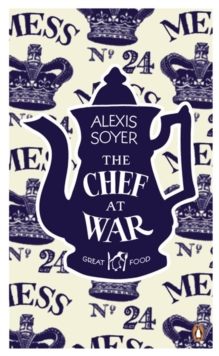 The Chef at War, Paperback Book