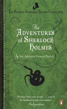 The Adventures of Sherlock Holmes, Paperback Book