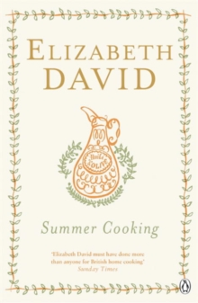 Summer Cooking, Paperback Book