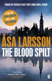 The Blood Spilt, Paperback Book