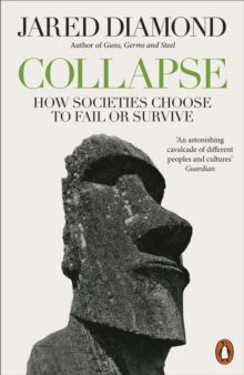 Collapse : How Societies Choose to Fail or Survive, Paperback / softback Book