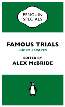 Famous Trials: Lucky Escapes, EPUB eBook