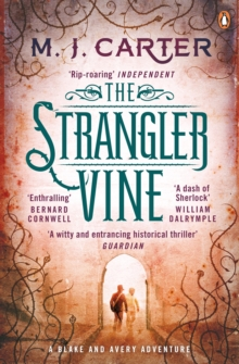 The Strangler Vine : The Blake and Avery Mystery Series (Book 1), Paperback / softback Book