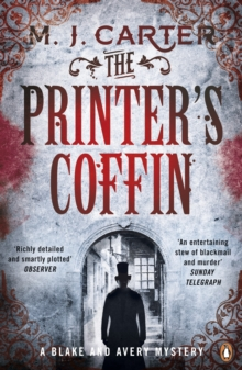 The Printer's Coffin : The Blake and Avery Mystery Series (Book 2), Paperback Book