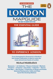 The London Mapguide (8th Edition), Paperback Book