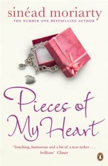 Pieces of My Heart, Paperback Book