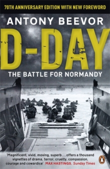 D-Day : The Battle for Normandy, Paperback / softback Book