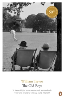The Old Boys, Paperback Book