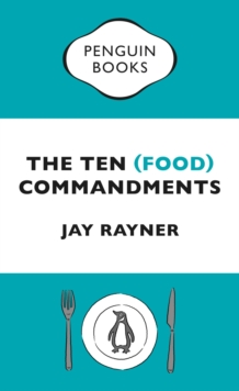 The Ten (Food) Commandments, Paperback Book
