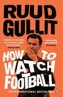 How to Watch Football, Paperback Book