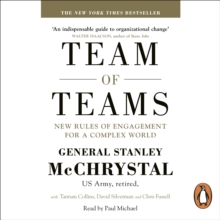 Team of Teams : New Rules of Engagement for a Complex World, eAudiobook MP3 eaudioBook