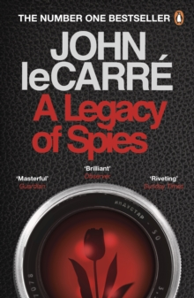 A Legacy of Spies, Paperback / softback Book
