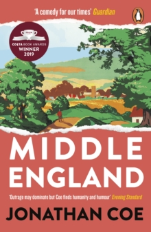 Middle England : Winner of the Costa Novel Award 2019, Paperback / softback Book