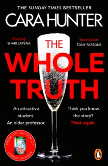 The Whole Truth : The new 'impossible to predict' detective thriller from the Richard and Judy Book Club Spring 2021, Paperback / softback Book