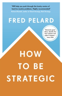 How to be Strategic, EPUB eBook