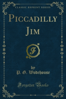 Piccadilly Jim, PDF eBook