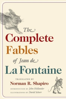 The Complete Fables of Jean de La Fontaine, Paperback / softback Book