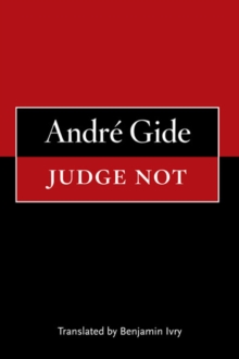 Judge Not, Paperback Book