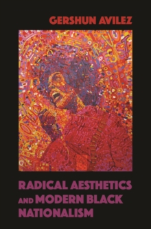 Radical Aesthetics and Modern Black Nationalism, Paperback Book