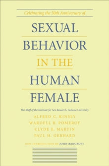 Sexual Behavior in the Human Female, EPUB eBook