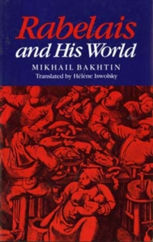 Rabelais and His World, Paperback Book