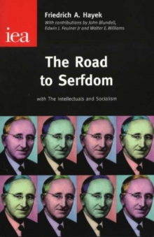 The Road to Serfdom, Paperback / softback Book