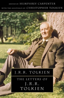 The Letters of J. R. R. Tolkien, Paperback Book