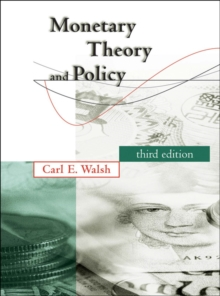 Monetary Theory and Policy, Hardback Book
