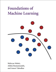 Foundations of Machine Learning, Hardback Book