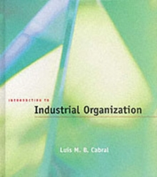 Introduction to Industrial Organization, Hardback Book
