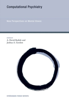 Computational Psychiatry : New Perspectives on Mental Illness Volume 20, Hardback Book
