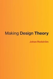 Making Design Theory, Hardback Book