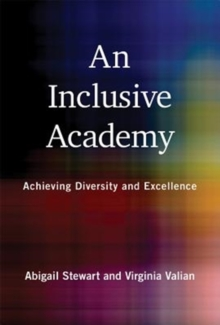 An Inclusive Academy : Achieving Diversity and Excellence, Hardback Book