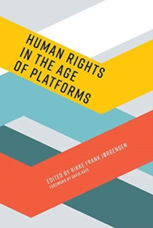 Human Rights in the Age of Platforms, Paperback / softback Book