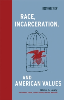 Race, Incarceration, and American Values, EPUB eBook