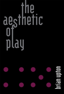 The Aesthetic of Play, EPUB eBook