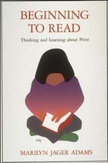 Beginning to Read : Thinking and Learning about Print, Paperback / softback Book