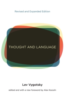 Thought and Language, Paperback Book