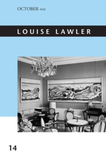 Louise Lawler : Volume 14, Paperback Book