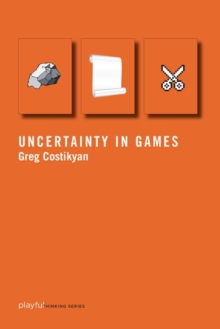 Uncertainty in Games, Paperback Book