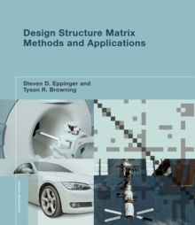 Design Structure Matrix Methods and Applications, Paperback / softback Book