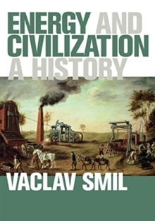 Energy and Civilization : A History, Paperback / softback Book
