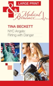 Nyc Angels: Flirting With Danger, Hardback Book