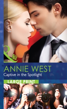 Captive In The Spotlight, Hardback Book