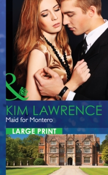 Maid For Montero, Hardback Book