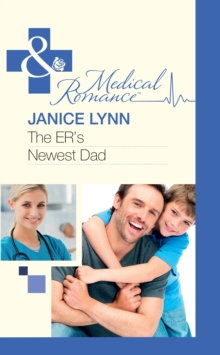 The ER's Newest Dad, Hardback Book