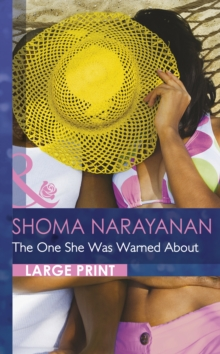 The One She Was Warned About, Hardback Book