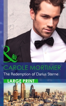 The Redemption Of Darius Sterne, Hardback Book