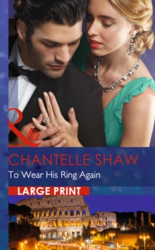 To Wear His Ring Again, Hardback Book