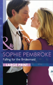 Falling For The Bridesmaid, Hardback Book